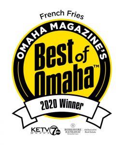 2020 Best of Omaha French-Fries Winner