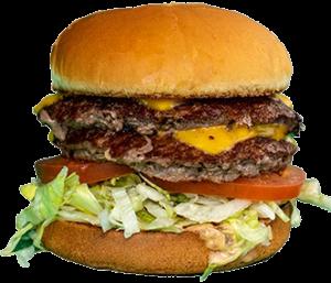 Double Big Pony Burger