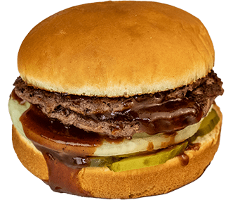 Double Hickory Burger