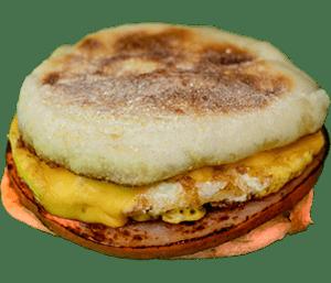 Ham Egg Cheese