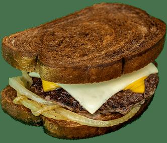 Patty Melt Sandwich